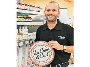 Logo ADEG Aktiv Markt - Markus Wohlgenannt