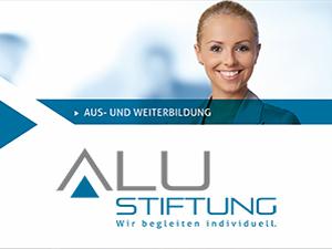 Logo ALU-Stiftung GmbH