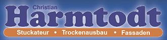 Logo Harmtodt Christian Stukkateur Trockenausbau Fassaden