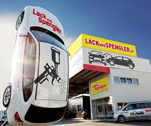 Logo LACK und SPENGLER GmbH