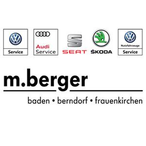 Logo M. Berger Ges.m.b.H.