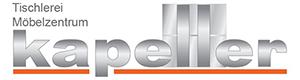 Logo KAPELLER Tischlerei und Möbelhandel