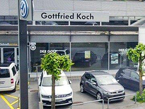 Logo Koch Gottfried GesmbH & Co KG