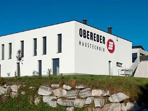 Logo Obereder Haustechnik GmbH