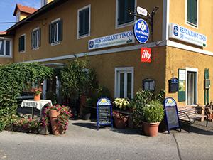 Logo Restaurant Tinos Griechische und Steirische Spezialitäten