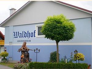 Logo Seniorenwohnheim Waldhof
