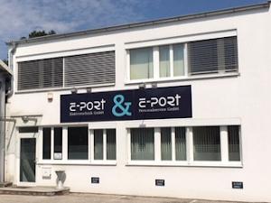 Logo E-PORT Elektrotechnik GmbH