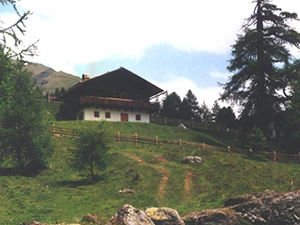 Logo Lärchhütte im Astental