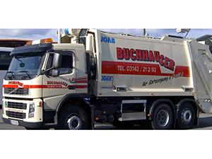 Logo Buchhauser GmbH Containerdienst