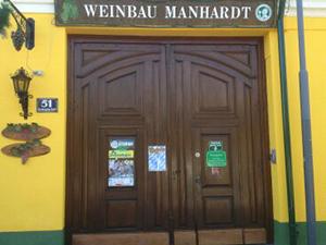 Logo Buschenschank Manhardt