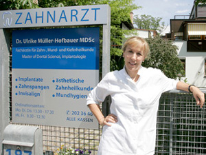 Logo Dr. Ulrike Müller-Hofbauer