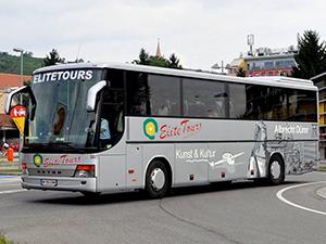 Logo Elite Tours VerkehrsbetriebsgesmbH