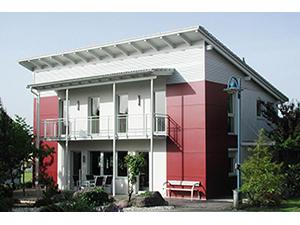 Logo WOLF Haus - Musterhaus VERO Eugendorf