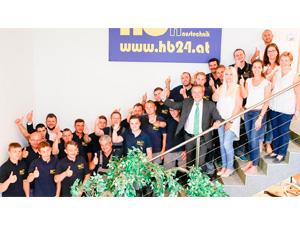 Logo hb 24 Haustechnik InstallationsgmbH
