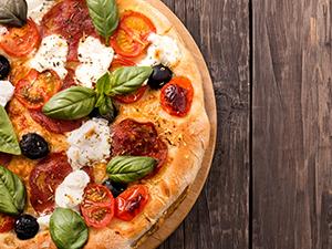 Logo Pizzeria Ristorante Angelo