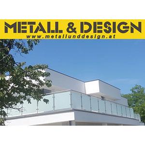 Logo METALL & DESIGN