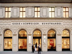 Zum Detaileintrag von Giese & Schweiger Kunsthandel GesmbH