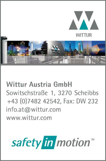 Werbung Wittur Austria GmbH