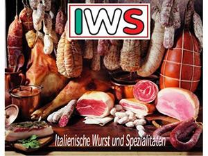 Logo IWS ITALIENISCHE WURST & SPEZIALITÄTEN HANDELS GESMBH