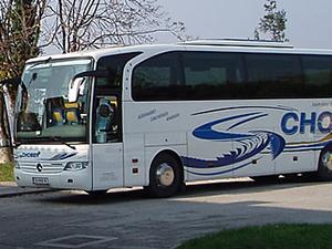 Logo Taxi- und Autobusunternehmen Schober