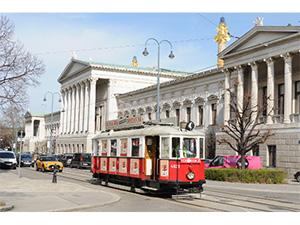 Logo Rent a Bim - Straßenbahn-Oldtimer-Sonderfahrten