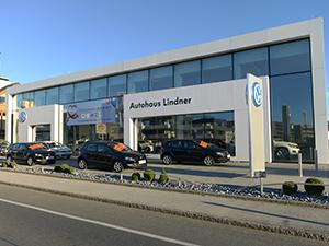 Logo Auto Lindner GmbH