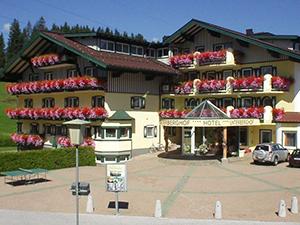 Logo Hotel Unterberghof