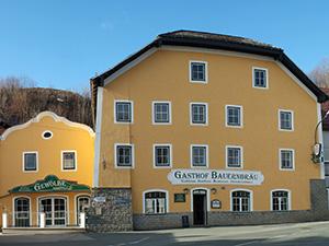 Logo Bauernbräu Hotel Alt Oberndorf