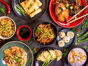 Logo China-Restaurant Mandarin