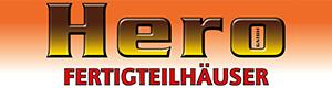 Logo HERO Holzbau GmbH, Fertigteilbau