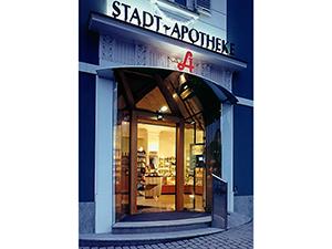 Logo Stadtapotheke Zur heiligen Dreifaltigkeit Mag pharm Ulrike Mayr & Co KG