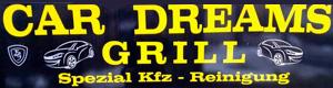 Logo CAR DREAMS GRILL Spezial Kfz-Reinigung Inh Erwin Grill