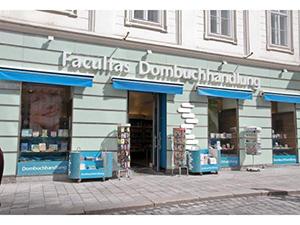 Logo Facultas Dombuchhandlung am Stephansplatz