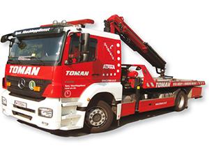 Logo Abschleppdienst Toman GmbH