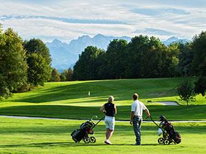 Logo Golfpark Klopeinersee-Südkärnten GmbH & Co KG