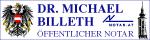 Werbung Billeth Michael Dr.