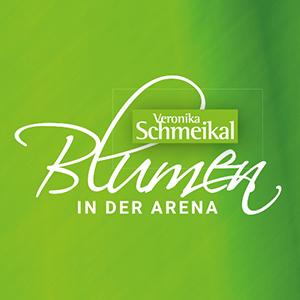 Logo Blumen in der Arena Veronika Schmeikal
