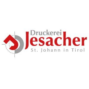 Logo Druckerei Jesacher Inh. Harald Jesacher