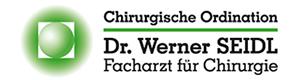 Logo Dr. Werner Seidl
