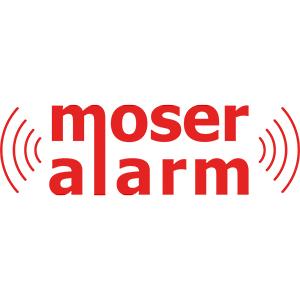Logo ALARMANLAGEN & SICHERHEITSTECHNIK MOSER