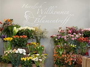 Logo BLUMENTREFF - Sonja Dragschitz