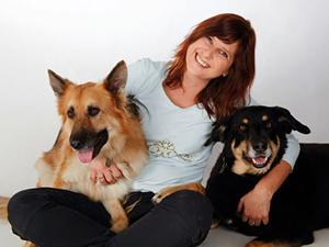Logo Hundeverhaltensberatung Romana Bagby