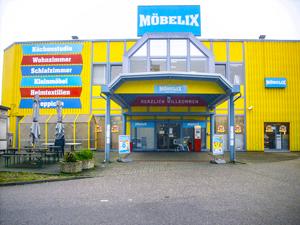 Logo Möbelix Wels