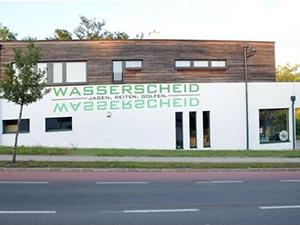 Logo Jagd + Reitsport Wasserscheid