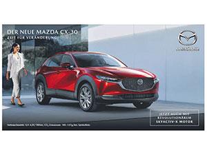 Logo Mazda Wohlgenannt