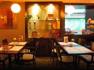 Logo Mangoo Restaurant - Bar
