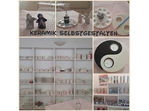 Logo Keramik- Coffee - Lounge
