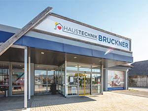 Logo Haustechnik Bruckner GmbH