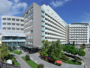 Logo Universitätsklinikum St. Pölten