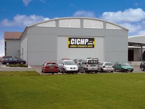 Logo CICMP Vertriebs-GmbH